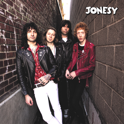 Jonesy- S/T LP ~KILLER!