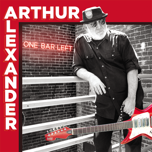 Arthur Alexander- One Bar Left LP ~EX POPPEES / SORROWS!