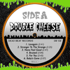 Double Cheese- Brain Damage LP  ~RADIATION BUNDLE W/ SLIME GREEN WAX + STEEL DIE-CUT PIN!