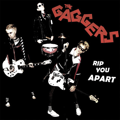 The Gaggers- Rip You Apart LP - Dead Beat - Dead Beat Records