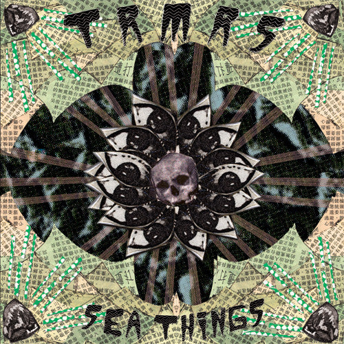 TRMRS - Sea Things LP - Dead Beat - Dead Beat Records