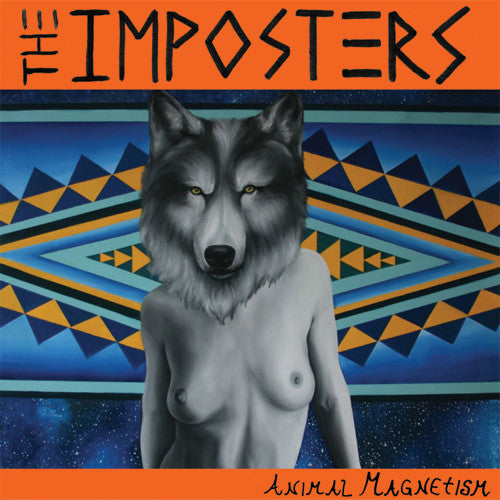 THE IMPOSTERS - 'Animal Magnetism' LP - Dead Beat - Dead Beat Records