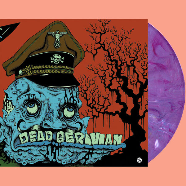 DEAD GERMAN- Vicious Repent LP ~DIGITAL LEATHER/BRIMSTONE HOWL - Dead Beat - Dead Beat Records