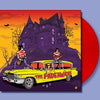 THE FADEAWAYS- Raw, Wild & Wretched LP ~RED WAX LTD TO 100! - Dead Beat - Dead Beat Records - 1