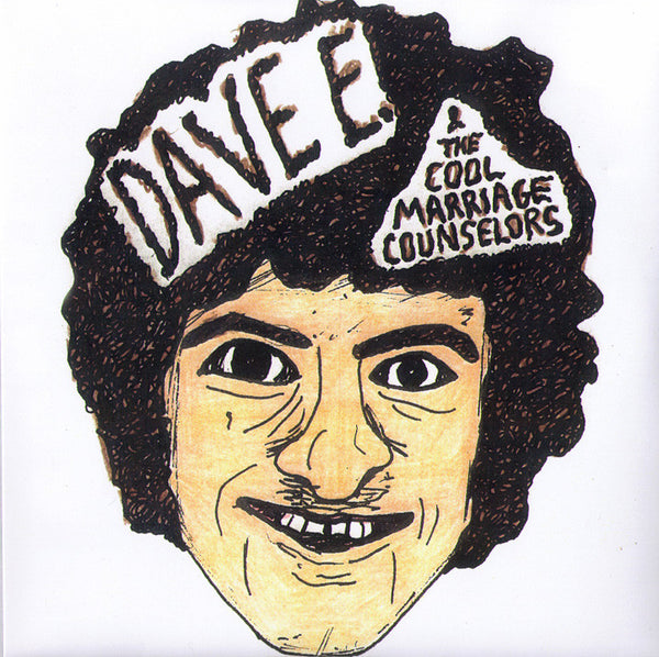"Dave E & The Cool Marriage Counselors- Sears 7"" ~ELECTRIC EELS - Christmas Pets - Dead Beat Records"