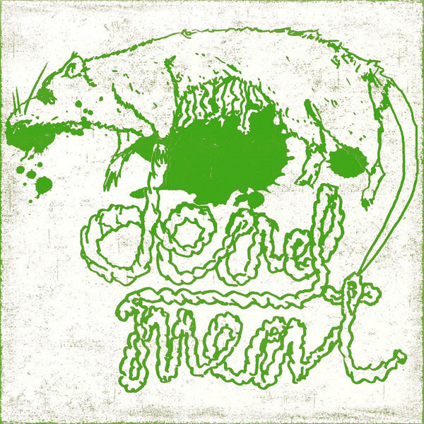 "Dead Meat- S/T 7"" ~RARE GREEN ALTERNATE COVER / EX SUICIDE GENERATION!"