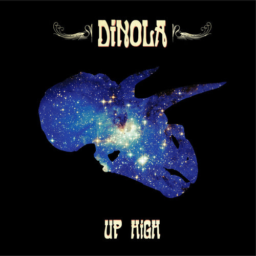 Dinola- Up High LP ~BLUE CHEER!