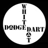 "Dodge Dart- White Dot 7"" ~RARE 1995 RECORDINGS / PRE MESA LANES!"