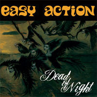 "Easy Action- Dead Of Night 7"" ~100 PRESSED ON ORANGE WAX! - Empirical Records - Dead Beat Records"