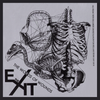 Exit- Words Of Wounds LP  ~RAREST COVER LTD TO 20 NUMBERED COPIES!