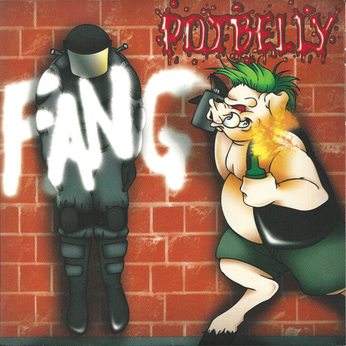 Fang / Potbelly- Split 7""
