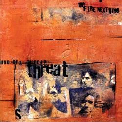 The Fire Next Time- Sound Of A Threat CD - Dim Mak - Dead Beat Records
