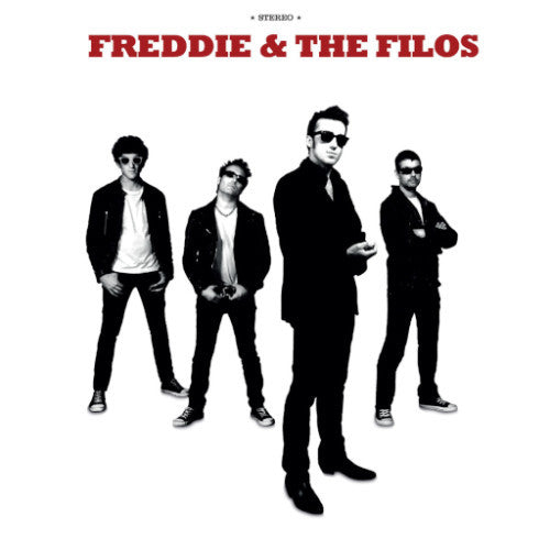 "Freddie & The Filos- S/T 10"" ~DEVIL DOGS! - Cowabunga Store - Dead Beat Records"