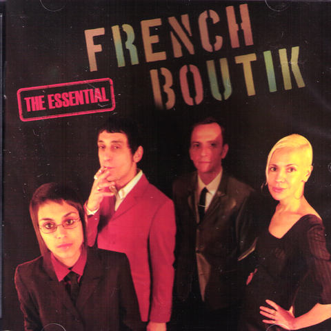 French Boutik- The Essential CD ~REISSUE!