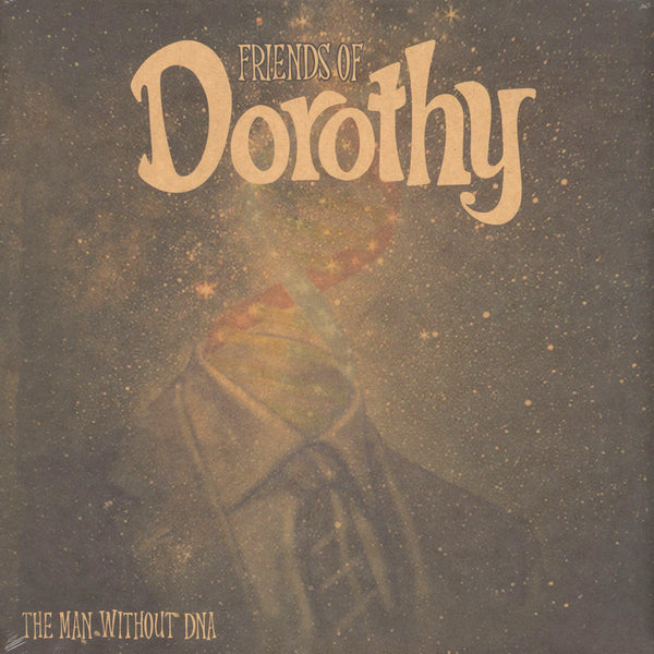 Friends Of Dorothy- The Man Without DNA LP ~KILLER!