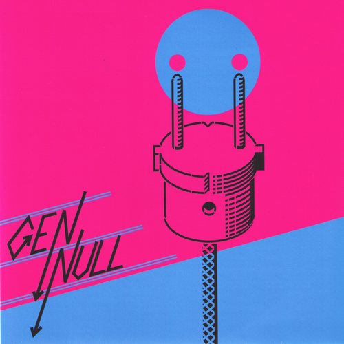 "Gen Null- Hey Machine 7"" ~THE UNITS!"