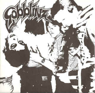 "Gobblinz – Communique 7"" - Nat - Dead Beat Records"