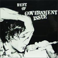 Government Issue- Best Of CD ~MYSTIC RECORDS! - Mystic - Dead Beat Records