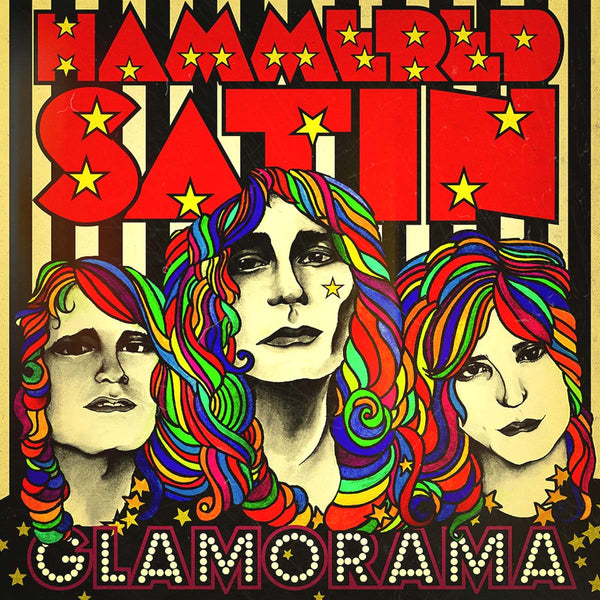 Hammered Satin- Glamorama LP ~HECTOR!