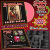 Hammered Satin- Velvet Vortex LP ~STEEL BUNDLE W/ BUBBLEGUM PINK WAX + STEEL DIE-CUT PIN!