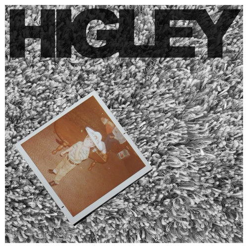 Higley- S/T LP ~EX DESCENDENTS / ALL / POLLEN!
