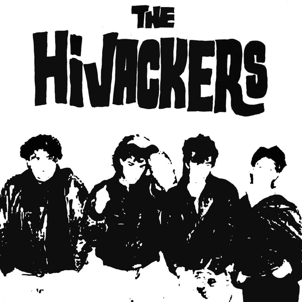 "Hijackers- I Don't Like You 7"" ~HELLACOPTERS / EX TURPENTINES!"