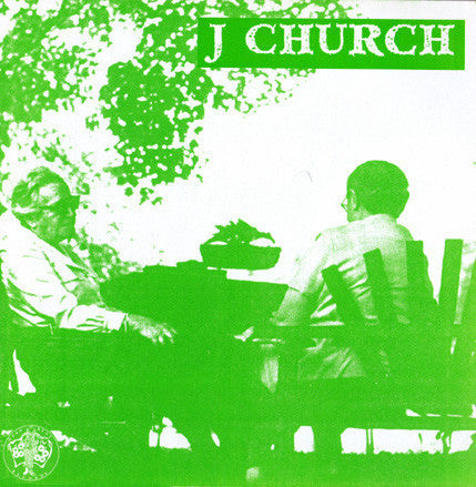 "J CHURCH/SERPICO- 'Split' 7"" - Dead Beat - Dead Beat Records"