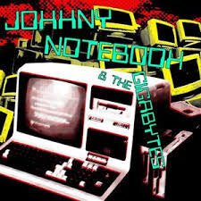"Johnny Notebook and the Gigabytes - S/T 10""  ~EX TOYOTAS - NO FRONT TEETH - Dead Beat Records"