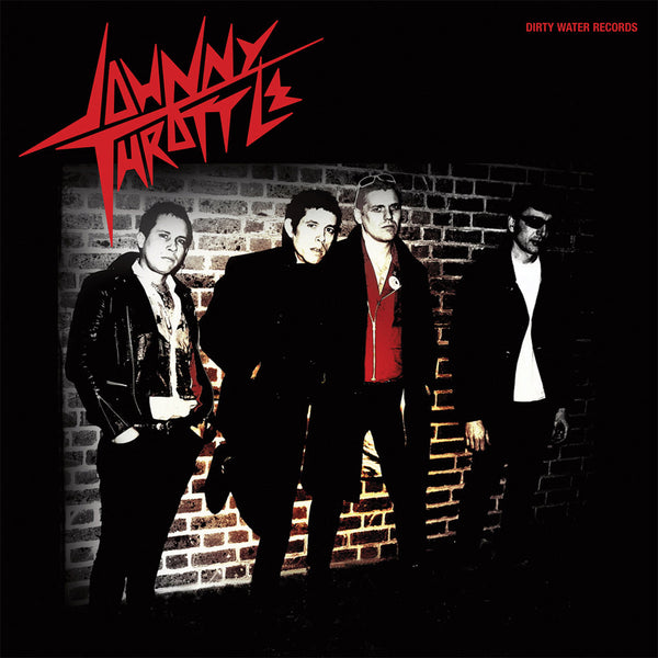Johnny Throttle- S/T CD ~SLAUGHTER AND THE DOGS!