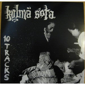 KYLMA SOTA- 10 Tracks LP ~DISCLOSE! - Feral Ward - Dead Beat Records