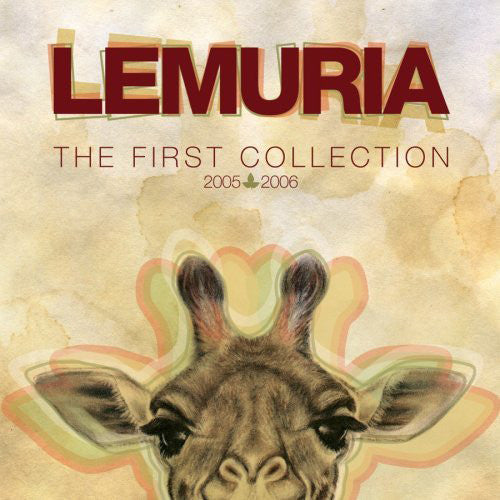 LEMURIA- 'The First Collection' LP ON GREEN VINYL - Asian Man - Dead Beat Records