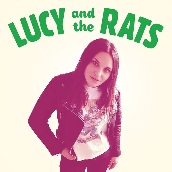Lucy And The Rats- S/T CD ~BLONDIE!