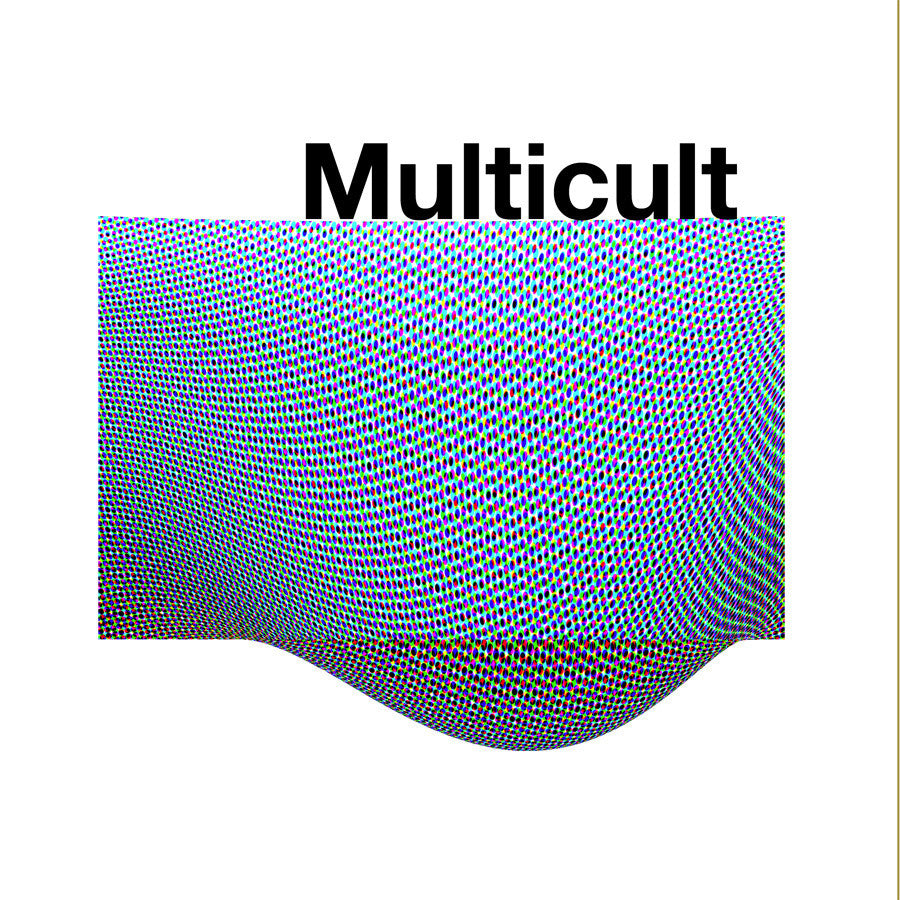 "MULTICULT- Jaws 7"" ~SHELLAC! - Reptilian - Dead Beat Records"