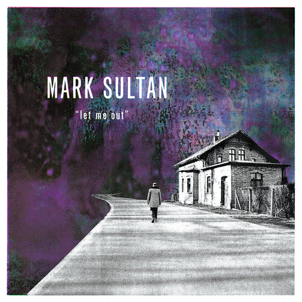 Mark Sultan- Let Me Out LP ~EX KING KHAN  & BBQ SHOW!