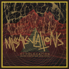 Miscalculations- Echolocation LP ~RAREST COVER LTD TO 20 NUMBERED COPIES!