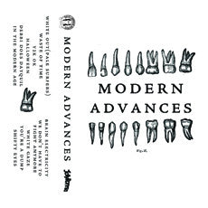 Modern Advances- S/T CS Tape ~MARKED MEN! - Jolly Ronnie - Dead Beat Records