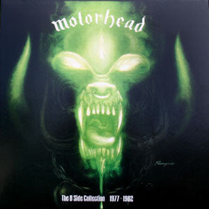 Motorhead- The B-side Collection 1977 - 1982 LP - Unknown - Dead Beat Records