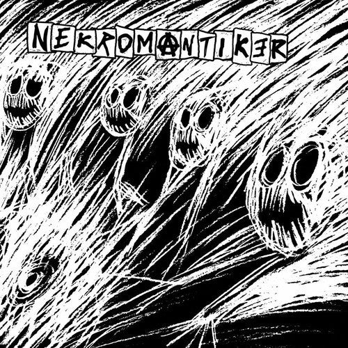 Nekromantiker- S/T LP ~CONFUSE! - SPHC - Dead Beat Records