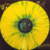 Order Of The Fly- Hollow Voices Of A Dead Generation LP ~RARE DEAD FELLOW YELLOW WAX WITH GREEN SPLATS LTD TO 87 COPIES!