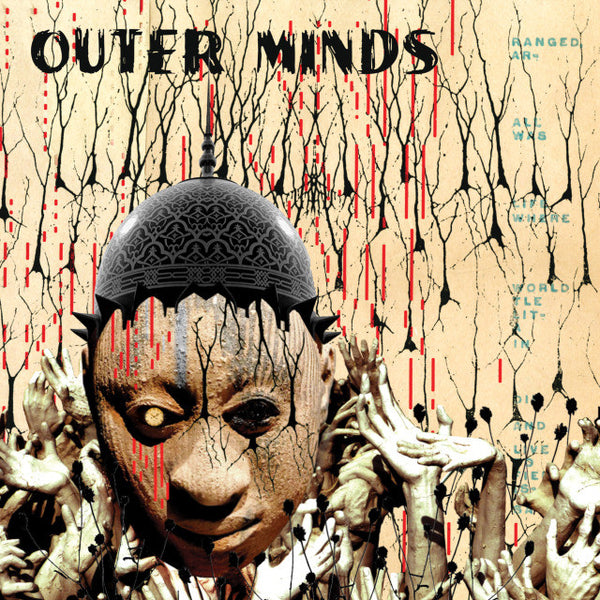 Outer Minds- Behind The Mirror LP - RESURRECTION - Dead Beat Records