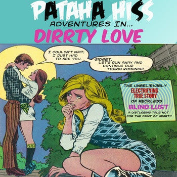 "Pataha Hiss- Dirrrty Love  7"" ~JOAN JETT! - Hovercraft - Dead Beat Records"