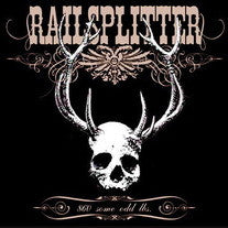 Railsplitter- 860 Some Odd LBS LP - Deadtank - Dead Beat Records