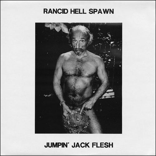 Rancid Hell Spawn- Jumpin Jack Flesh LP - Wrench - Dead Beat Records