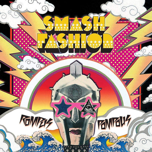 Smash Fashion- Rompus Pompous LP ~HAMMERED SATIN / GIUDA!