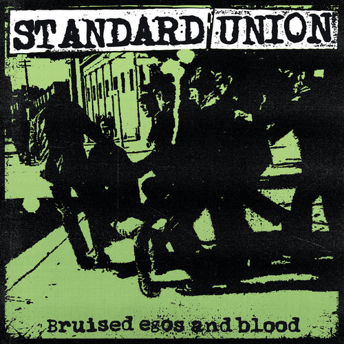 Standard Union- Bruised Egos And Blood LP ~RECORD STORE DAY REISSUE!
