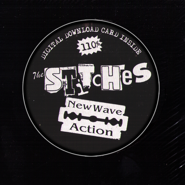 Stitches- Do The Jetset LP ~VERY RARE SIGNED EDITION LIMITED TO 100!