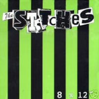 The Stitches- 8 x 12 LP - Vinyl Dog - Dead Beat Records