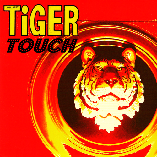 "Tiger Touch- Rabbit Grab 7"" ~HELLACOPTERS!"