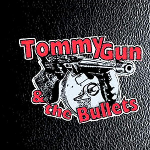 Tommy Gun And the Bullets- S/T CD ~SWINGIN' UTTERS!