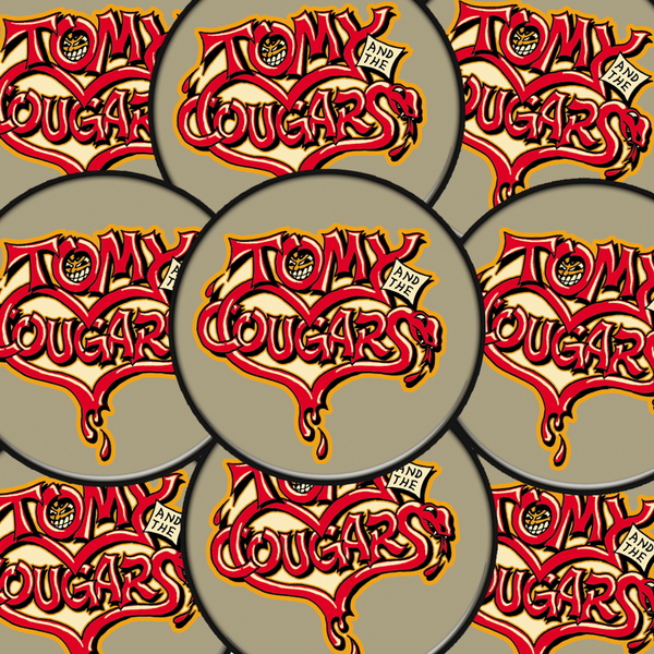 Tomy And The Cougars- Ambush LP ~COUGAR PACK LIMITED TO 100! - Dead Beat - Dead Beat Records - 5